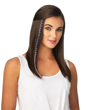 Metallic-Braid-Extension