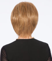 Hairdo Sleek And Chic Wig Back